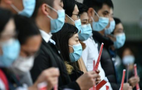 Nhân viên bệnh viện tại Hồng Kông đình công, yêu cầu đóng cửa biên giới với Trung Quốc đại lục