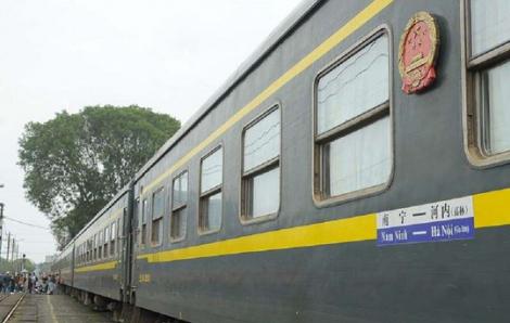 Chuyến tàu hỏa duy nhất nối Việt Nam - Trung Quốc ngưng vận hành vì virus corona