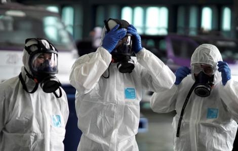 Thêm 64 người chết vì virus corona