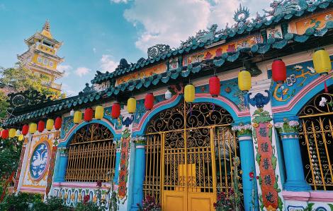 Về Sa Đéc, thăm những ngôi chùa có tuổi thọ hơn cả đời người