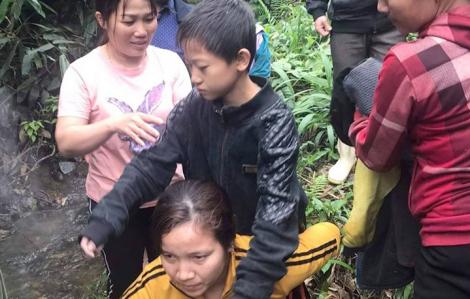 Giận vợ, chồng đưa 2 con nhỏ vào rừng rồi thất lạc suốt cả đêm