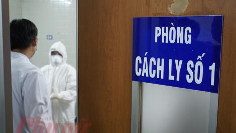 Toàn cảnh bác sĩ Sài Gòn diễn tập cách ly người nhiễm virus corona