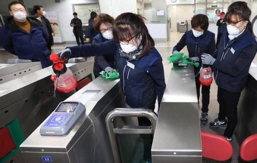 Hàn Quốc thêm 2 ca nhiễm corona mới