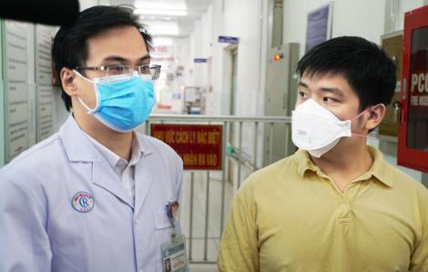 Bác sĩ cứu hai cha con người Trung Quốc nhiễm virus corona: Chẳng kịp tội thân mình, chẳng kịp nghĩ xa xôi
