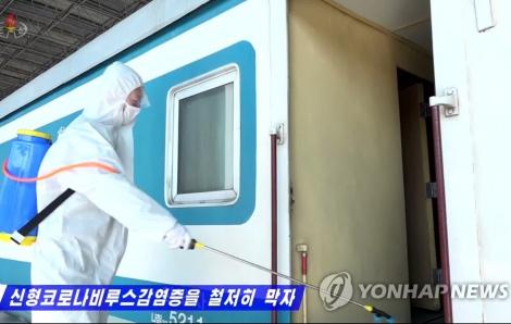 Triều Tiên sẽ kiểm tra nguồn nước để chặn virus corona
