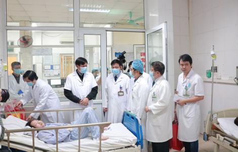 Chính phủ thành lập 4 tiểu ban chống dịch nCoV