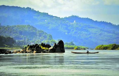 Thái Lan hủy bỏ dự án khơi dòng Mê Kông của Trung Quốc