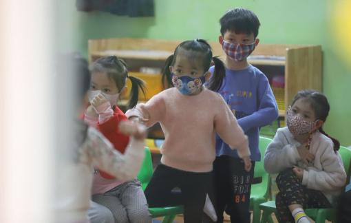 Bộ GD-ĐT đề nghị các địa phương căn cứ tình hình thực tế tiếp tục cho học sinh nghỉ học
