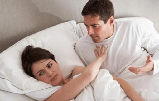 Trưởng thành và... sợ sex