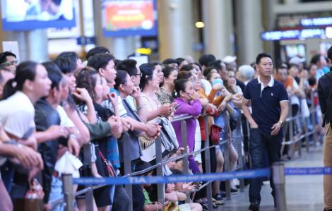 TPHCM đã tìm thấy 67 hành khách 'mất tích' sau khi bay từ Seoul về Tân Sơn Nhất