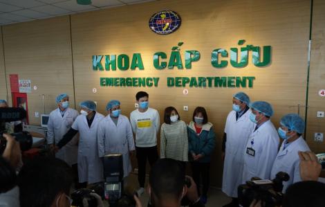 3 bệnh nhân nhiễm virus corona ở Vĩnh Phúc được xuất viện