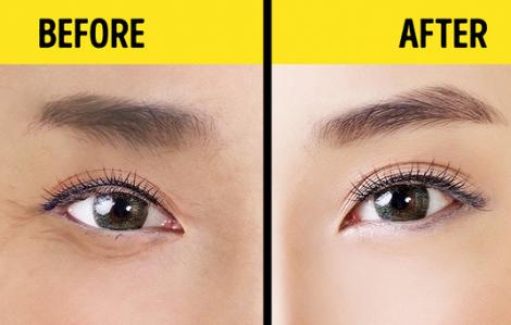 Bài mát xa giúp đôi mắt luôn tươi trẻ của người Nhật