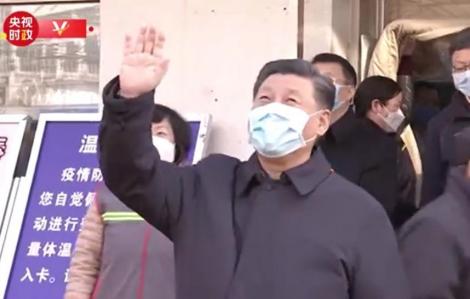 Chủ tịch Tập Cận Bình lần đầu xuất hiện trước công chúng kể từ khi dịch bệnh corona virus bùng phát