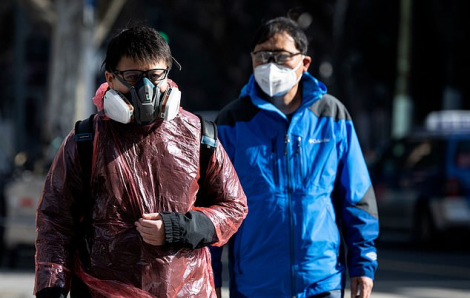 Số ca nhiễm 2019-nCoV bên ngoài Trung Quốc chỉ là 'phần nổi của tảng băng'