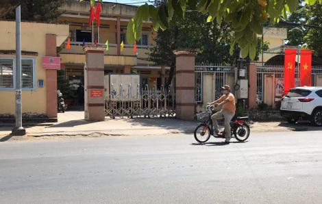 Bình Dương: Chạy xe máy vào trụ sở công an đâm chết dân phòng