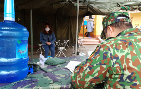 Đã đưa người phụ nữ bỏ trốn về khu vực cách ly ở Lạng Sơn