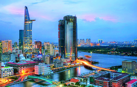 Lập báo cáo nghiên cứu 5 dự án xây dựng TPHCM thành đô thị thông minh
