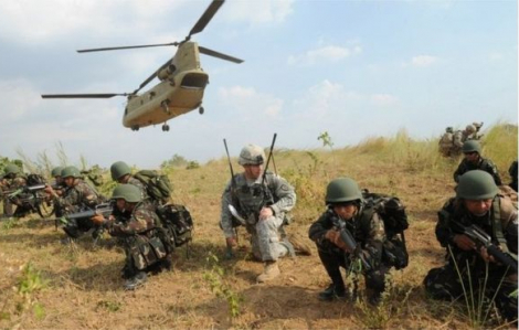 Philippines chấm dứt thỏa thuận với quân đội Mỹ