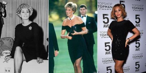 Sức hút của chiếc váy màu đen đơn giản (LBD) sau 94 năm xuất hiện