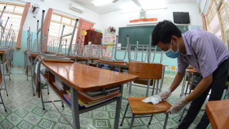 Bộ GD-ĐT: Học sinh vùng không có dịch có thể đi học