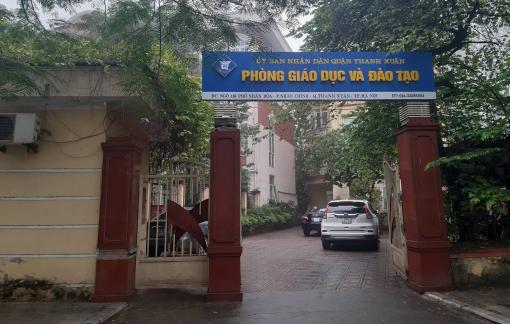 Kết luận thanh tra vụ hơn 3.000 học sinh Hà Nội phải thi lại môn toán