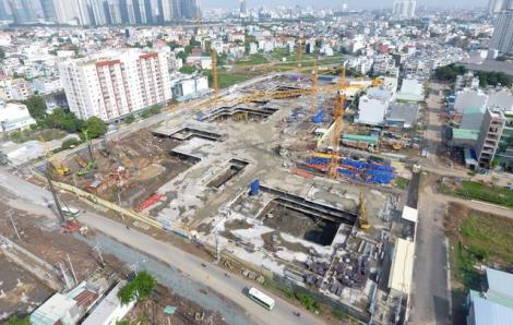 Dự án hơn 13.000 căn hộ bị phạt xây trái phép ở Q.2: Bộ Xây dựng nói dự án được miễn giấy phép