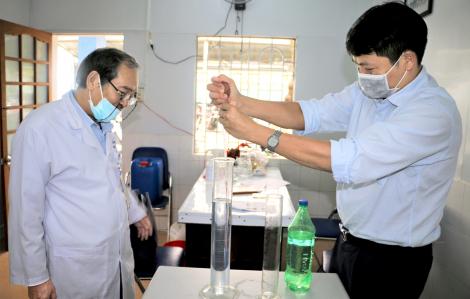 Sử dụng nước rửa tay chưa kiểm định chẳng khác gì dùng thuốc giả