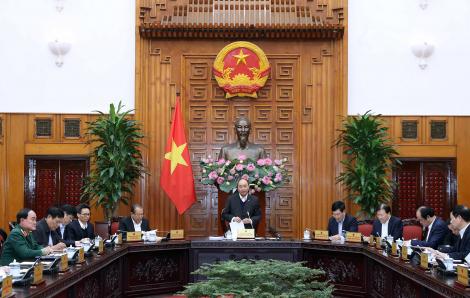 Thủ tướng Nguyễn Xuân Phúc: 'Chính phủ không chọn giải pháp đóng cửa mọi thứ'