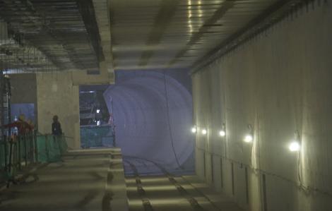 Thông toàn tuyến dự án metro số 1 Bến Thành - Suối Tiên