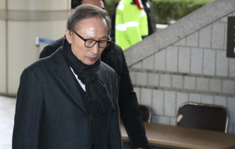 17 năm tù cho cựu Tổng thống Hàn Quốc Lee Myung-bak
