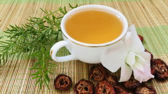Cách pha trà tiêu thực cho ngày tết