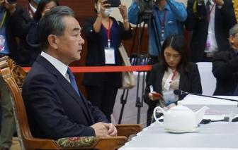 Ngoại trưởng Vương Nghị: Nỗ lực chống dịch COVID-19 của Trung Quốc 'đang phát huy hiệu quả'