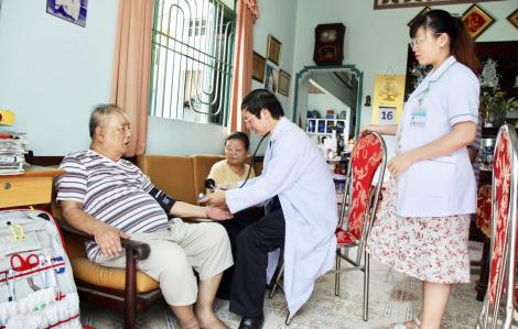 Nhu cầu khám bệnh tại nhà tăng gấp đôi