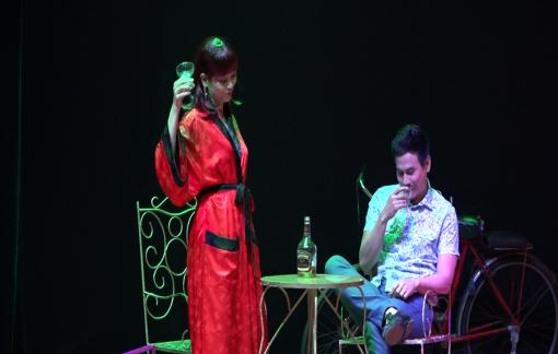 Clip: Sân khấu kịch giữa thời dịch COVID - 19