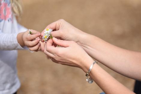 Sao lại từ chối giúp một đứa trẻ tặng hoa cho mẹ?