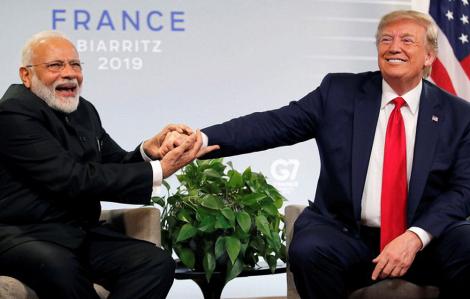 Sau chuyến thăm của ông Trump, Mỹ - Ấn Độ có đạt được  thỏa thuận thương mại?