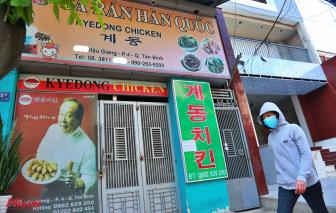 Khu phố Hàn Quốc ở Sài Gòn đìu hiu vì dịch COVID-19