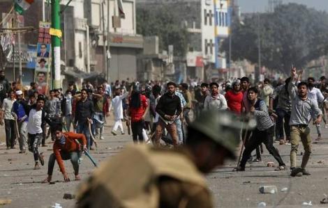 Ấn Độ: 7 người chết, 150 người bị thương sau vụ biểu tình hôm 24/2 ở Delhi