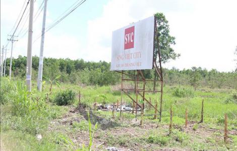 Đề nghị chế tài chủ đầu tư dự án Sing Việt do thi công chậm trễ