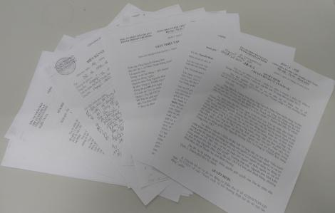 Tai nạn lao động, hai năm chưa được bồi thường, tòa lại trả hồ sơ