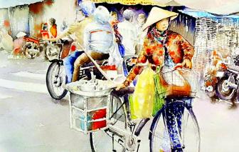 Sài Gòn, ruổi rong nỗi nhớ - mỗi bước đi là một câu chuyện hay
