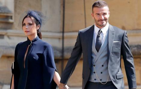 David Beckham tiết lộ quá trình 'tán đổ' Victoria
