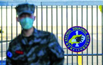 Liên minh quân đội Mỹ - Hàn Quốc gặp khó khăn do COVID-19