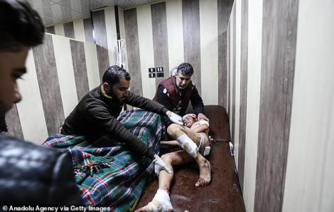 29 binh sĩ Thổ Nhĩ Kỳ thiệt mạng trong cuộc tấn công của chính quyền Syria do Nga hậu thuẫn