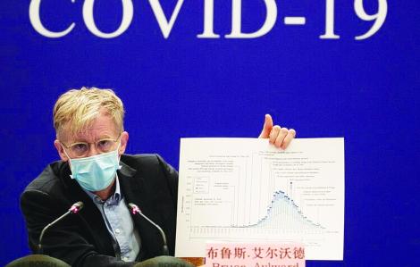 Thế giới tích cực chuẩn bị phòng, chống dịch bệnh mang tính toàn cầu