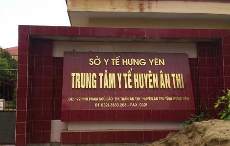 Trung tâm y tế huyện phản ứng chậm với việc cách ly phòng dịch, lãnh đạo Sở Y tế Hưng Yên nói gì?