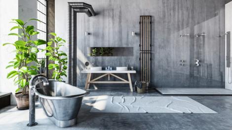4 lưu ý trong thiết kế giúp phòng tắm vừa đẹp vừa đảm bảo sức khỏe gia chủ