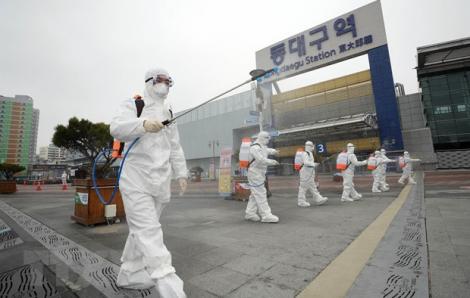 Công dân Việt Nam nhiễm SARS-CoV-2 ở tâm dịch Daegu, Hàn Quốc