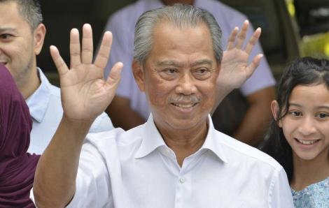 Quốc vương Malaysia lựa chọn ông Muhyiddin Yassin vào vai trò Thủ tướng thay ông Mahathir