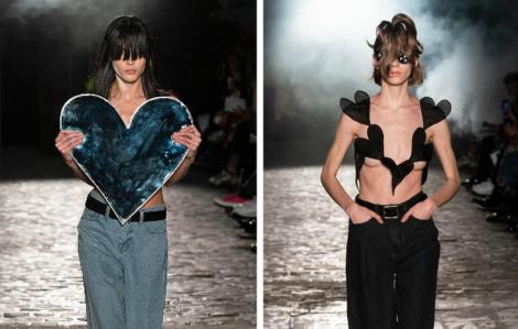 Những trang phục gây tranh cãi làng mốt đầu năm 2020